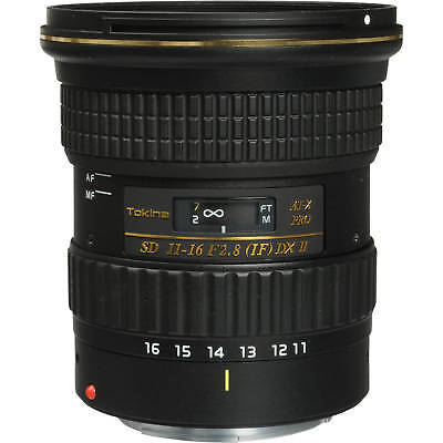 Nuevo Tokina At-X 116 Pro Dx Af 11-16Mm F/2.8 Ii Objetivo Canon Mount