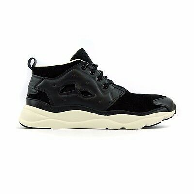 d627dceda42d REEBOK FURYLITE CHUKKA (Black White) Men s Shoes V69898 -  25.50 ...