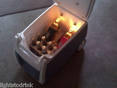 10 Cooler Torch Pack - 5 Black 5 Purple - A great gift...... Keep it Cool!