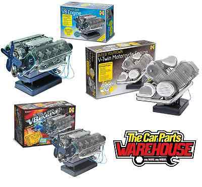 Haynes Model Engine V8 / 4 Cylinder / V-Twin Multi purchase discounts available