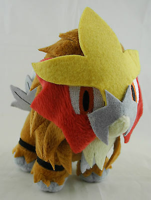 Pokemon Stofftier Plüsch Figur Plush - ENTEI 14cm