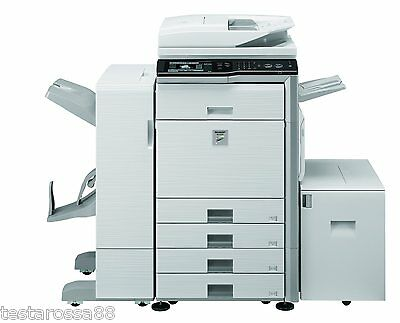 SHARP MX-4101N Colour Multifunction with Copy Scan Print Very Good Condition
