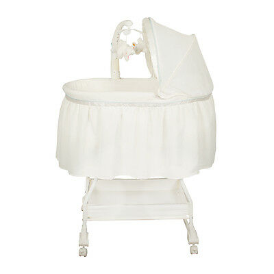 NEW Childcare Rocking Baby Bassinet - My Little Cloud #`036510-333