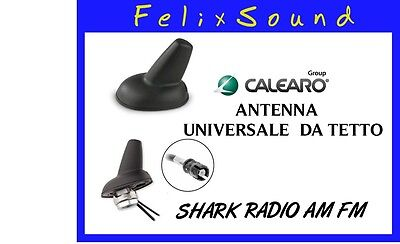 Calearo Shark Antenna Radio Am / Fm /lm