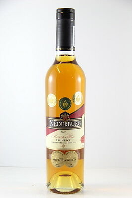 Nederburg Private Bin Eminence Noble Late Harvest Muscadel 2009 375ml, Paarl