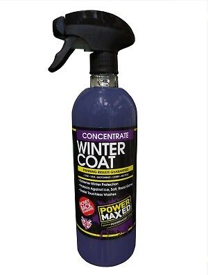 Power Maxed CLEAN Winter Coat Concentrate 500 ml