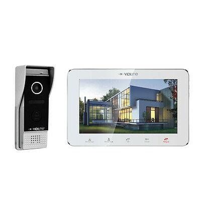 "IP INTERCOM VIDEO DOOR PHONE ENTRY MONITOR 7"" WiFi & Additional CAMERA 201D AHD"