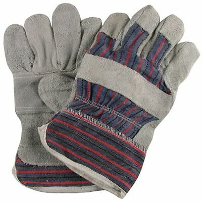 Leather Canadian Riggers / Rigger Gloves *VARIOUS QUANTITY*