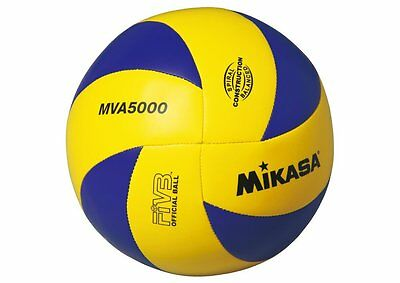 Mikasa JAPAN MVA5000 FIVA Official Ball Volleyball size:5