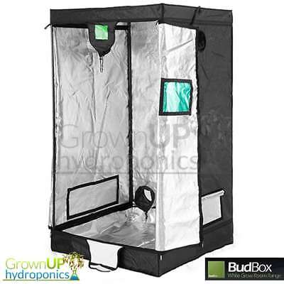 BudBox Pro Grow Tents / Rooms - Exceptional Quality Silver Mylar