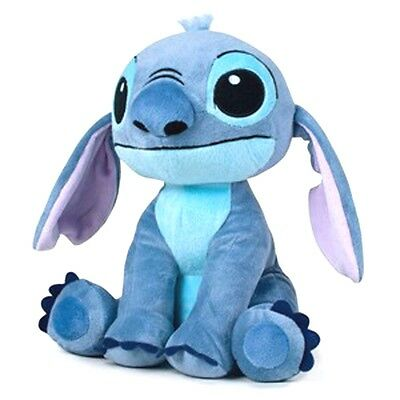 Peluche Stitch Xxl Originale Disney Gigante 50Cm Lilo E Stitch Big Plush Morbido