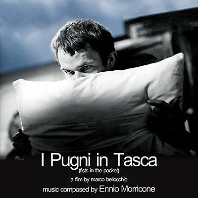 LP- Ennio Morricone - I Pugni in Tasca - Limited Edition in Blue Vinyl Ost New