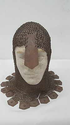 Metal Medieval Chain Mail