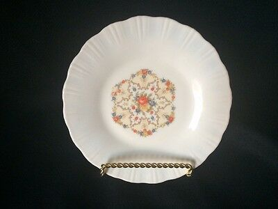 Macbeth Evans Cremax Princess Bread And Butter Plates