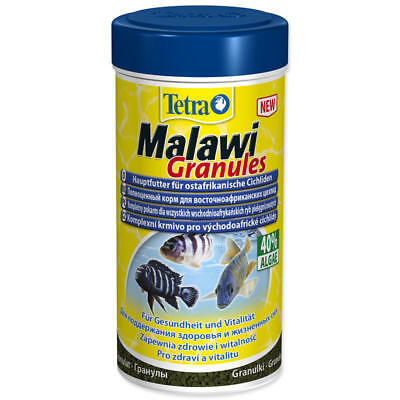 Tetra*Malawi Granules * food for all Cichlids*93g/250ml