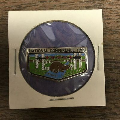 OA Nooteeming Lodge 443 1988 National Conference Hat Pin