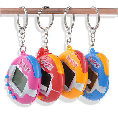 Hot ! 90S Nostalgic 49 Pets in One Virtual Cyber Pet Toy Funny Tamagotchi LO/AC.