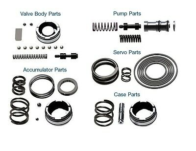 Commodore VR to VE 4L60E Automatic Transmission Performance Pack Sonnax