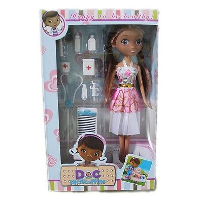 DOC McSTUFFINS Clinic in Doctor Outfit with Stethoscope 10