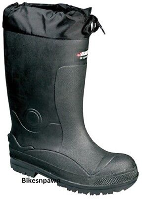 New Mens Size 9 Baffin Titan Waterproof Snowmobile Winter Snow Boots Rated -148F
