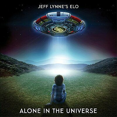 Alone In The Universe by Jeff Lynne's ELO New Music CD
