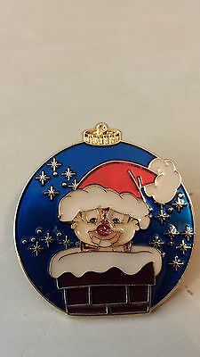 DISNEY PIN DALE CHRISTMAS ORNAMENT MYSTERY TIN LE 3600 #10 OF 10 IN A SET