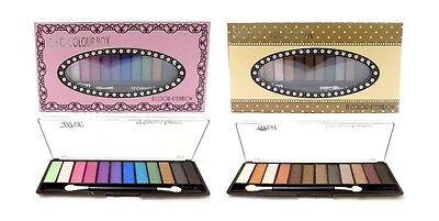 Saffron 12 Colour Eyeshadow Box