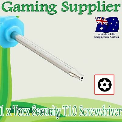 XBOX 360 / PS3 Console T10 Security Torx Screwdriver