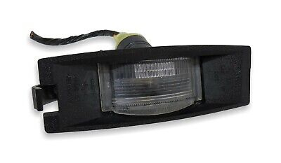 D50/ Ford Puma Fiesta KA Rear Number Plate Light + Bulb Holder 95GG13550AA