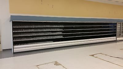 Tyler 32' Dairy/Deli Open Display Merchandiser