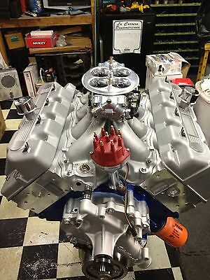 CUSTOM BUILT BOSS 429 FORD ENGINE 660CI 1,000+HP Payment Plans