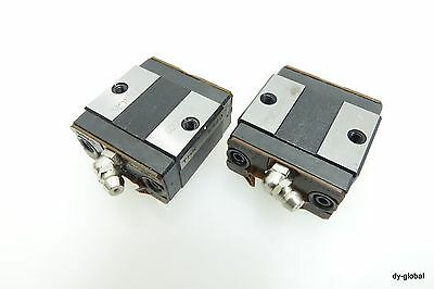 SR20V THK,SAMICK Lot of 2 Linear Bearing LM Guide Runner for replacement