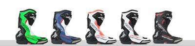 Rst Pro Series Boots Race Motorcycle Motorbike Sport Tractech Evo Upgrade 1503