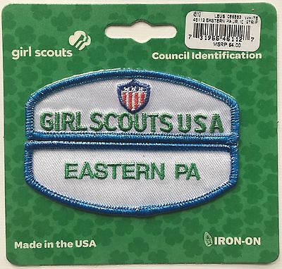 girl scouts eastern pa pennsylvania council identification