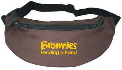 Brownies / Girl Guides Fun Fancy Dress Bum Bag FREE POSTAGE