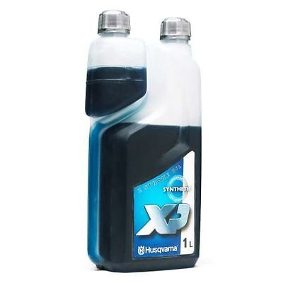 Husqvarna XP 2 two stroke oil for chainsaw 1L