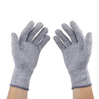 Safety Cut Proof Stab Resistant Anti-Slash Stainless Steel Wire Butcher Gloves