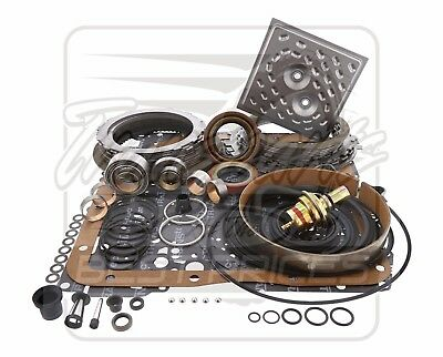 TH350 TH350C Turbo 350 THM350 Hi-Energy Green Deluxe Transmission Rebuild Kit