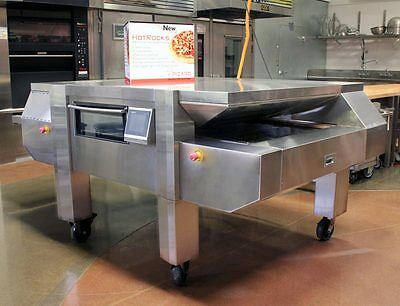 PICARD Hot Rocks Stone Conveyor Oven Model: HR-70-33 SN: P00115012015