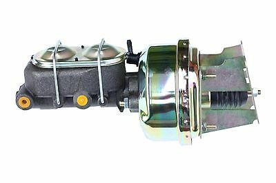 "1960-1966 Chevy C10 C20 7"" Power Brake Booster Master cylinder kit NEW 3O1"