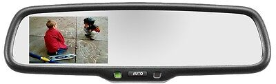 Gentex GENK-332 OEM RCD Auto-Dimming Backup Camera Mirror