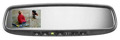 Gentex Rear Camera Display Mirror, HomeLink, Compass