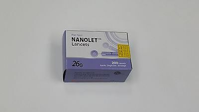 28G  LANCET 200p DongBang Nanolet  lancets Cupping pull out the blood