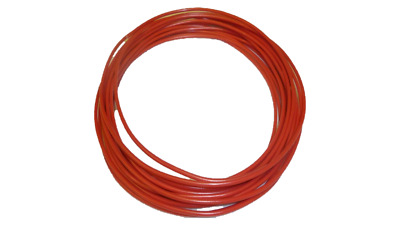 RED AUTOMOTIVE ELECTRICAL |  SINGLE CORE CABLE WIRE |  12&24 V CAR VAN | 5Meters