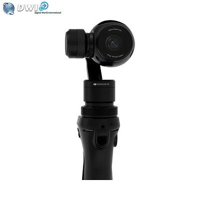 Neuf Dji Osmo Handheld 3-Axes Gimbal Stabilizer + X3 Appareil 4K Uhd 12Mp