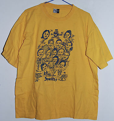 Vintage 2003 Sydney Swifts Grand Finalists  T-Shirt Size: Large