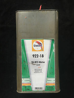 Glasurit 922-18 PRO 2K-CV-Härter normal, 5 Liter