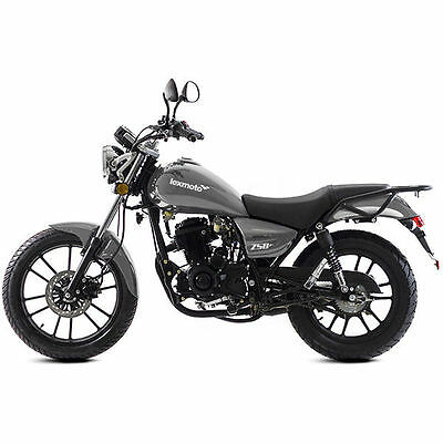 Lexmoto ZSB 125 - BRAND NEW LEARNER LEGAL MOTORCYCLE
