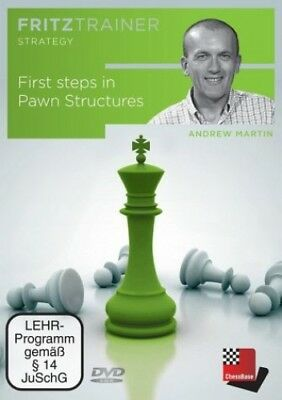 First steps in Pawn Structures, DVD-ROM (Software) NEU