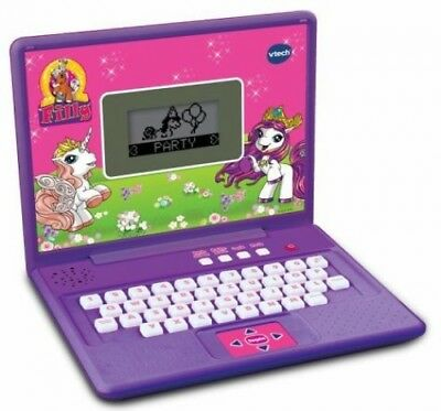 VTech 80-125284 - Filly World: Laptop (Spielware) NEU